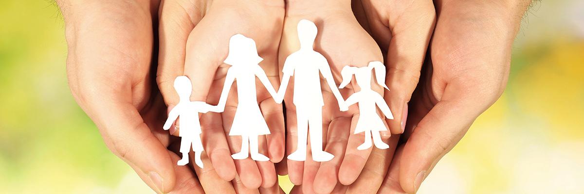 Flerbarnstillägg betalas ut till flerbarnsfamiljer